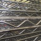 最後の1セット【ルミナス】スチールラック メタルラック 棚 シェルフ