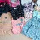 女の子 95~100 夏服30着大量!増やしました