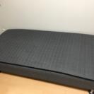 IKEA シングルベッド 0円