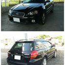 平成17年式レガシーアウトバック 2.5i S-Style (車...