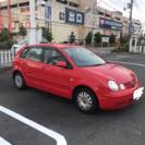 【ポッキリ価格】ワーゲン ポロ ETC HDDナビ 車検有 - 岸和田市