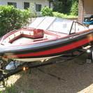 小型 ボート RAMSESⅡ 190 マキュリー 船外機 150...