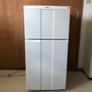 Haier 2ドア冷蔵庫★美品★一人暮らし向き98L 2009年製