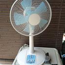 YUASA 扇風機 リビング扇 難あり