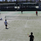 硬式テニス練習試合相手募集