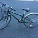 部品取り 自転車 ( ランドローバー )