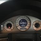 w211 最終 19年式 希少ディーゼル E320 CDI 距離薄 8.4万キロ 美車 ヤナセ物 - ベンツ(メルセデス)