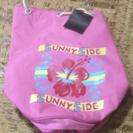 タグ付き新品 プールバッグ(ピンク)