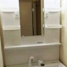 ノーリツ化粧鏡 1面鏡+洗面台75㎝