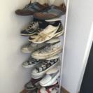 靴ディスプレイ収納 売ります