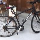 今日まで古湯温泉 トレック7.4FX TRECK 軽量クロスバイク