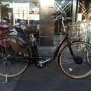 ブリヂストン電動自転車 フロンティアロング 26インチ カラメルブ...