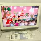 AQUOS 22型 液晶テレビ兼モニター フルハイビジョン LC-...