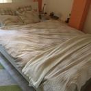 ダブルベッド IKEA ベッド一式