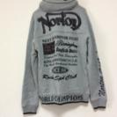 【ワンコイン】Norton スエット生地 ジャケット