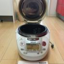 National IHジャー炊飯器 SR-RD10E 動作確認済