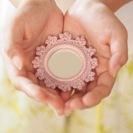 ◆1,000円体験講習◆ かぎ針編みで作る 可愛いチャームミラー♪ - 我孫子市