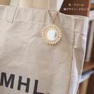 ◆1,000円体験講習◆ かぎ針編みで作る 可愛いチャームミラー♪ - ものづくり