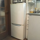 ナショナル 冷凍冷蔵庫 National 2006年製 135L ...