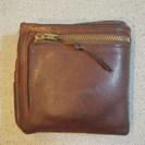 【値下げ!】PORTER(ポーター)二つ折り革財布