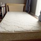 美品!!シングルベッド 無料でお譲りします