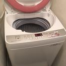 SHARPの洗濯機 - 新宿区