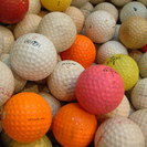 【値下げ】 ゴルフボール 練習用 710個