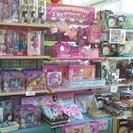 直行直帰!時間自由!店内へのおもちゃの陳列、掃除作業です!
