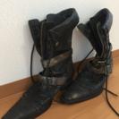 ☆バッファローボブズのメンズブーツ 25.5cm 格安☆