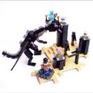 マイクラフト レゴブロックがっこいい