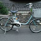 パナソニック 電動自転車 20インチ (商談成立)