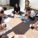 9月12日堺市西区鳳でベビーマッサージ教室
