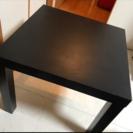 サイドテーブル, ブラック, 55x55 cm IKEA