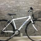 ルイガノ LGS-TR III クロスバイク 700c 中古