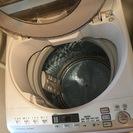 シャープ製洗濯機 ES-GV90P-N  - 浦安市