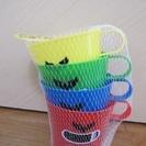 新品・未使用■プラスチック マグカップ 4個セット■ヒーロー柄■レ...