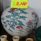白磁?の花瓶