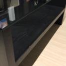 francfranc 黒木目 テーブル