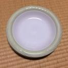 縁の広いカレー皿2枚