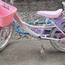 子供用 自転車 18インチ 女の子向け