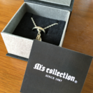 M's collection ネックレス リング