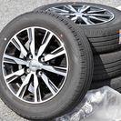 14インチ タイヤ4本セット(アルミホイール付き)DUNLOP E...
