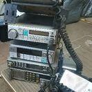 (引渡し時間設定中)パーソナル無線機、受送信ブースター