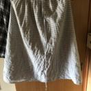 しまむらロングスカート綿100パーセント値下げ50円
