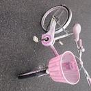 子供用自転車 20インチだと思います