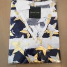 新品DRESSCAMP Vネックス Tシャツ M 星