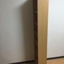 無印良品 本棚 組み合わせて使える木製収納 - 家具