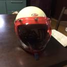 バイク用ヘルメット Mサイズ 新品時の保護シート付