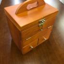 コンパクト メイク Box