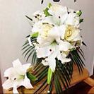 高級★ブライダルブーケ★ブートニアセット★結婚式